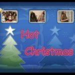 Hot Christmas young naturists girls - video of teens nudists