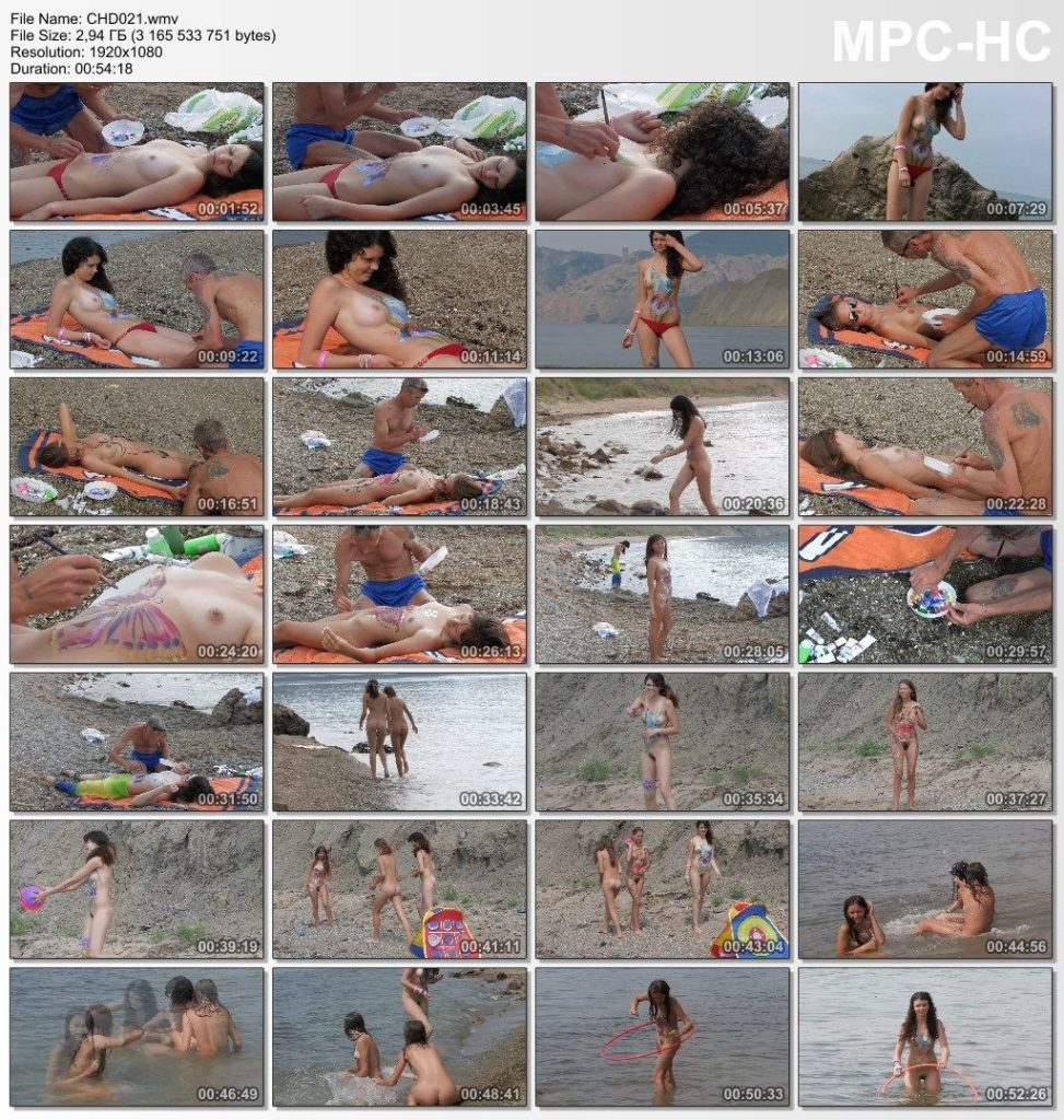 young girls naturists