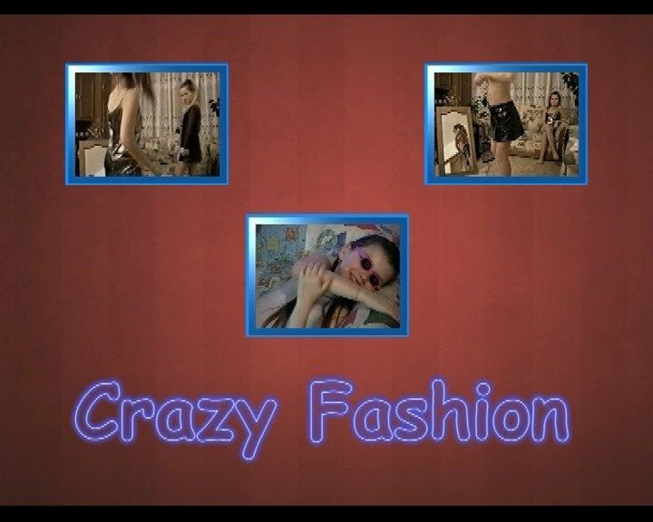 Crazy fashion, naturistin film