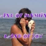 Family nudist - Land and sunshine, land of joy