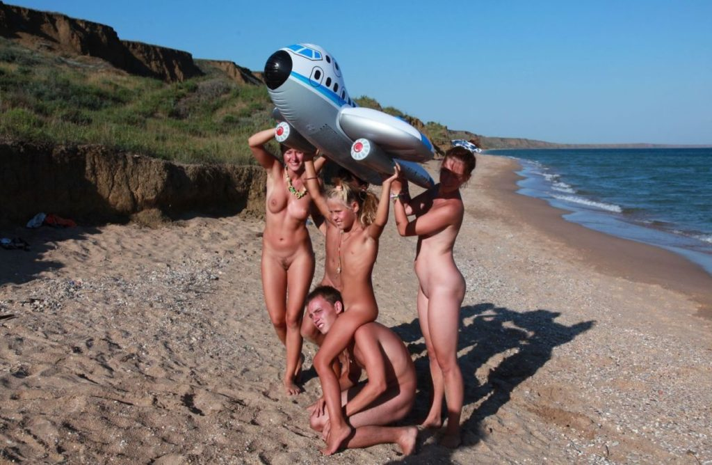 Blue Danube Coast part 2 - Naturist Events