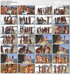 Purenudism in HD - Family Ocean Day 4