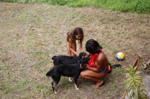 Nudists Brazilia - Lush green travels 1