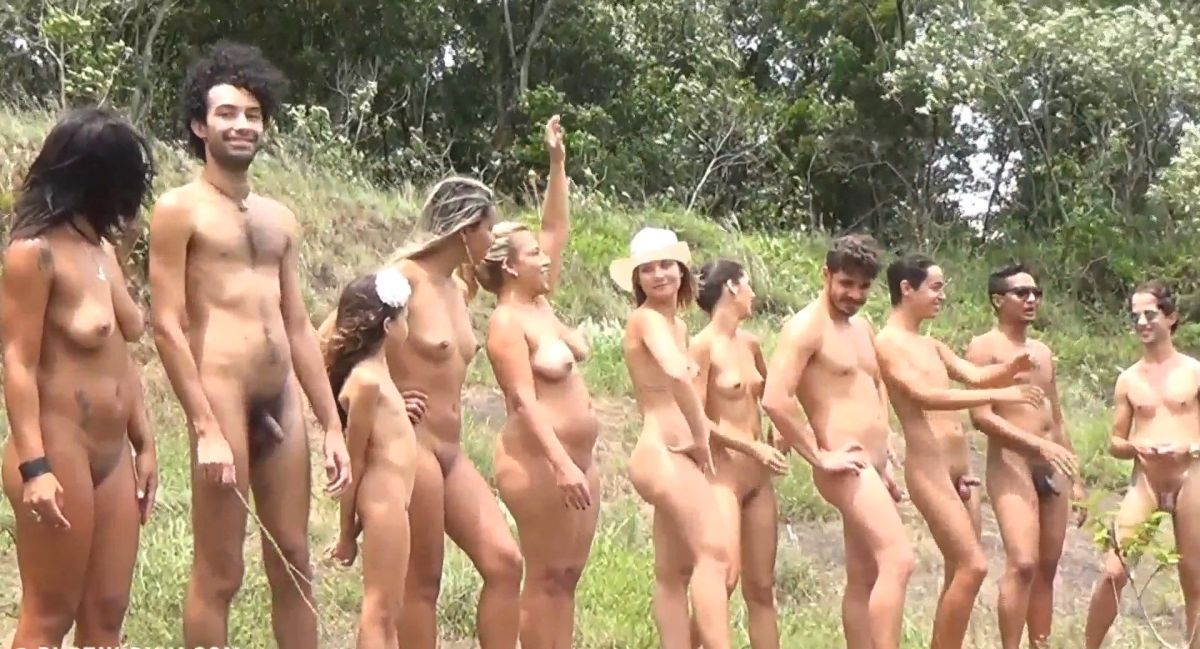 Brazillian Family Nudists - Green Tropic Adventures #3 (Nudists in HD)