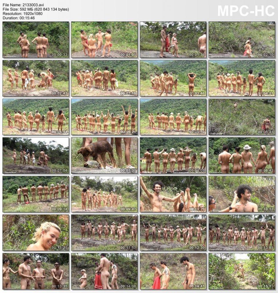 Green Tropic Adventures #3 (Nudists in HD)