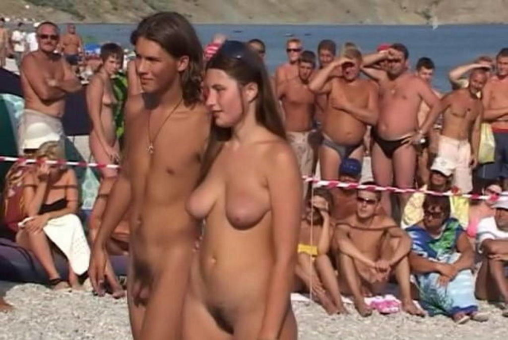 Nudist beaches in Crimea