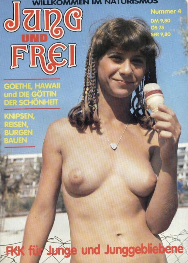 FKK Nudist Magazine