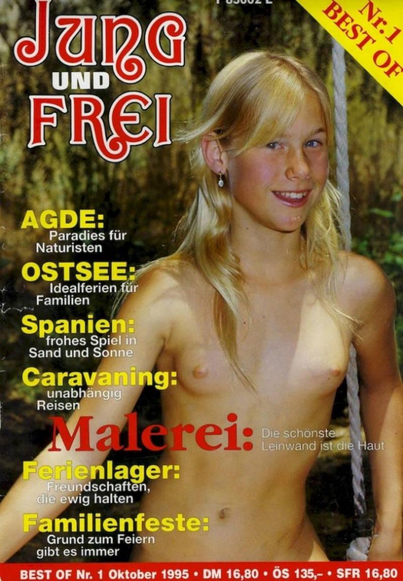 Photos of Teens. Jung und Frei #1