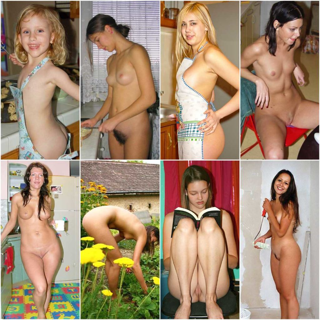 Nudists housewives